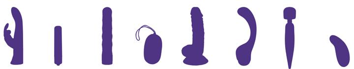 Formatos de Vibradores